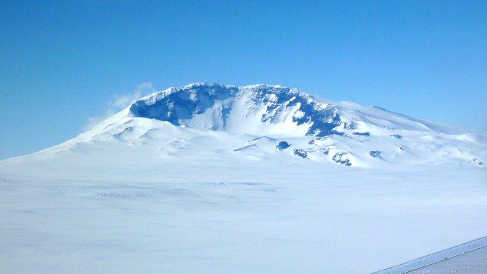 Study Discovers Massive Volcano Hidden in Antarctica