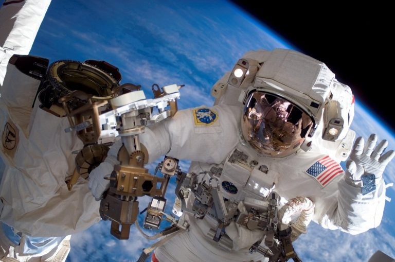 Traveling to Space Causes Premature Aging