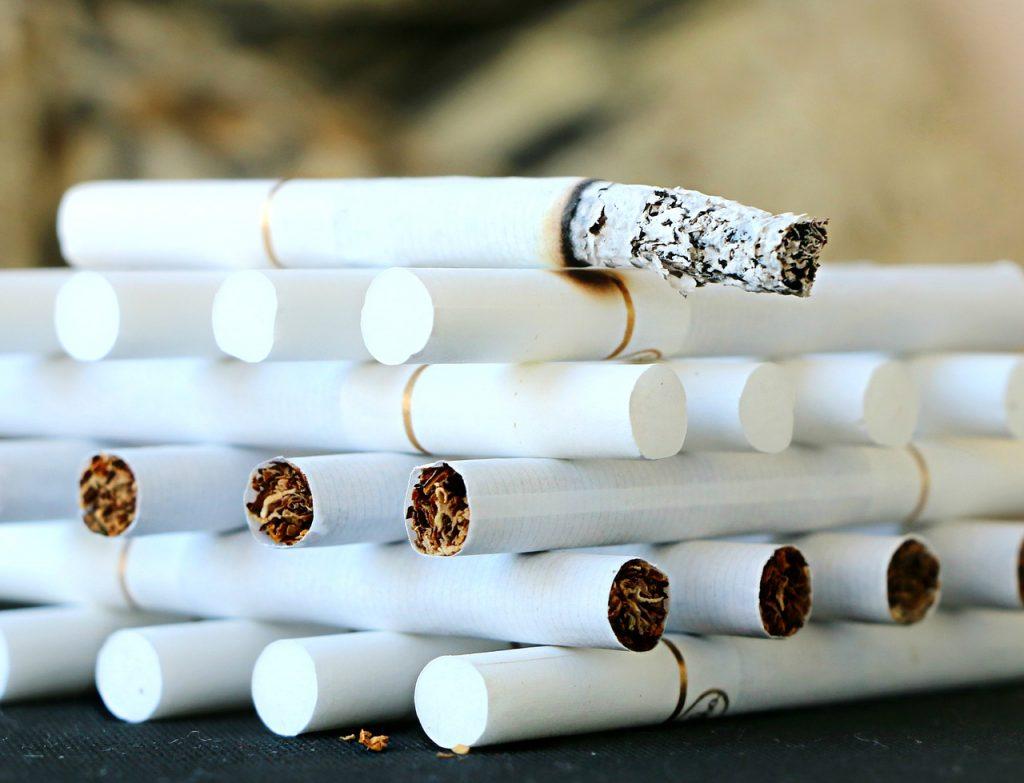 Global War on Smoking Matters Heats Up