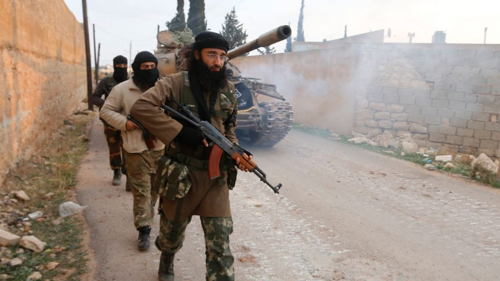 US Citizen Fighting for ISIS – US Military Catches Him in Syria