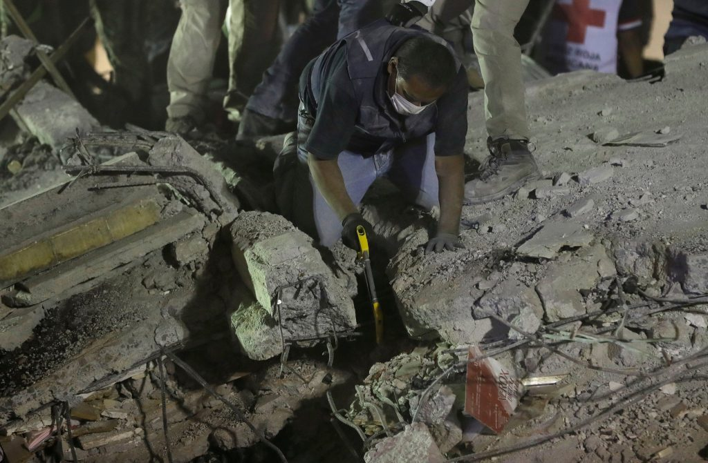 Mexico Earthquake Raises the Death Toll to Over 200