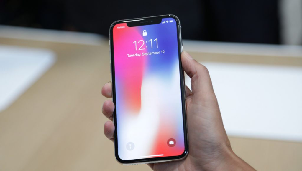 Apple Reveals iPhone X – New Display and Features