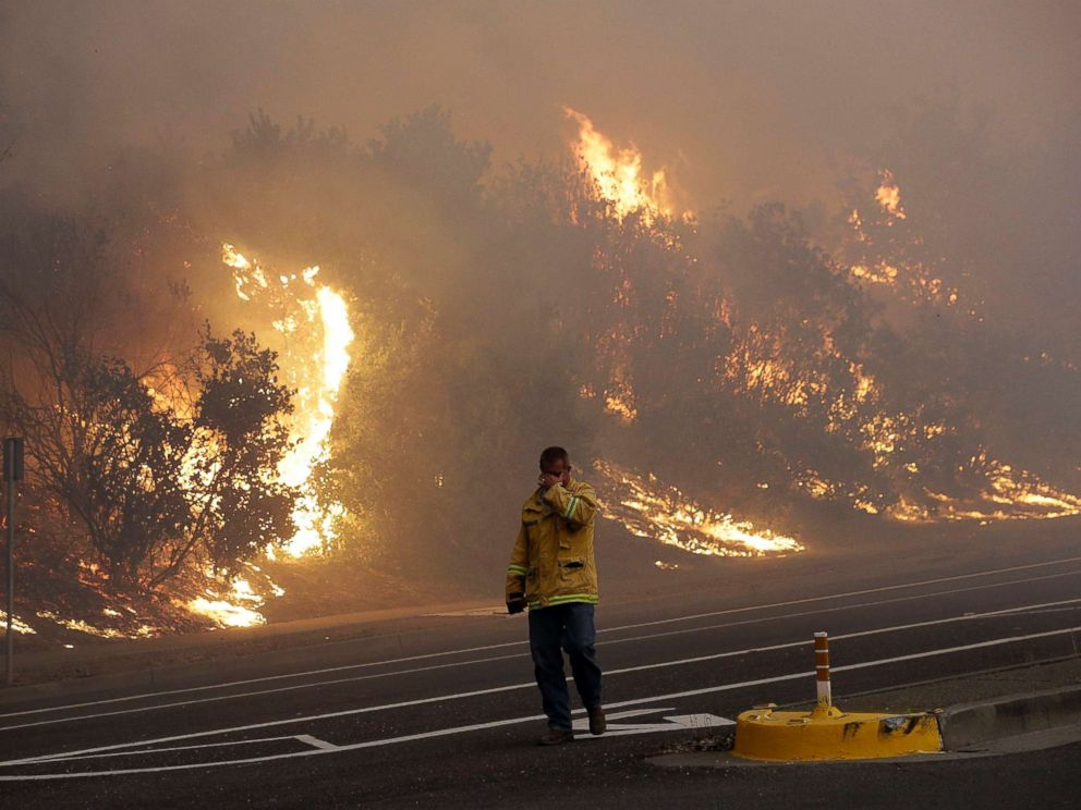 Northern California Wildfires Killed at Least 17