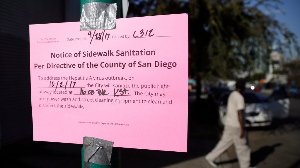 Deadly California Hepatitis A Outbreak Could Last Years