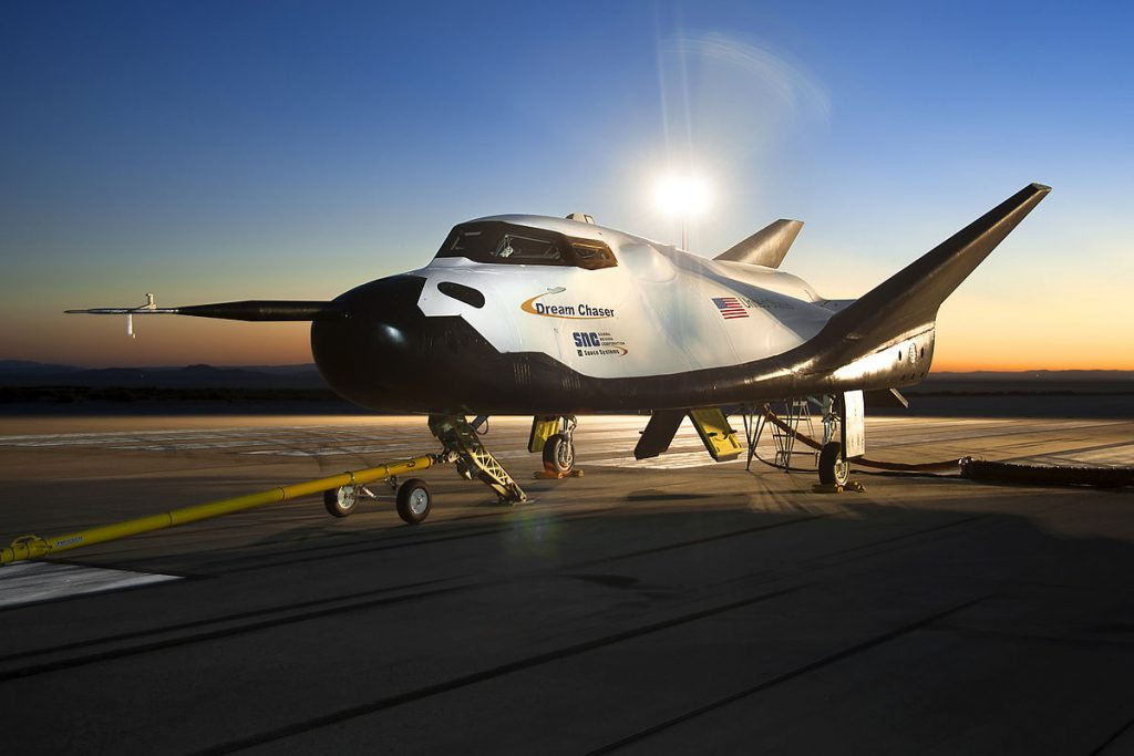Dream Chaser Space Plane Successfully Passed the Flight Test
