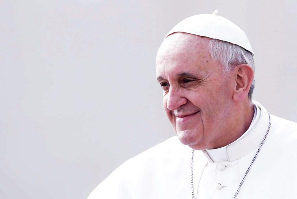 """Catholic Church: Pope Francis Wants to Change a line of """"Our Father"""" Prayer"""