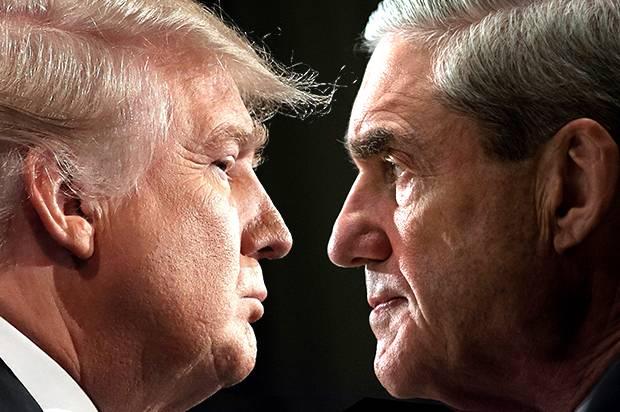 Trump is Not Firing Special Counsel Robert Mueller
