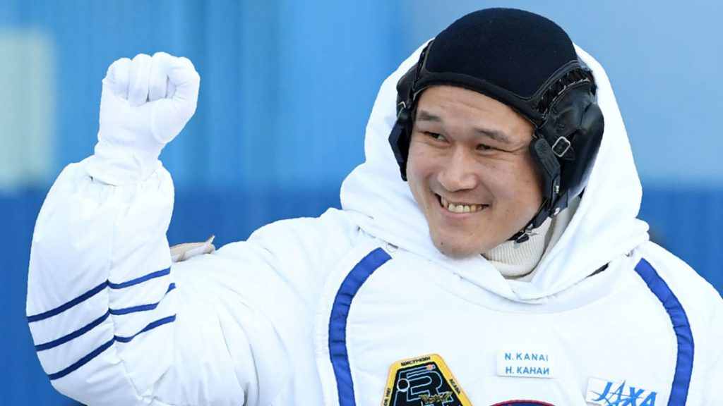 Japanese Astronaut Grows 3.5 Inches in Space – Or Not?