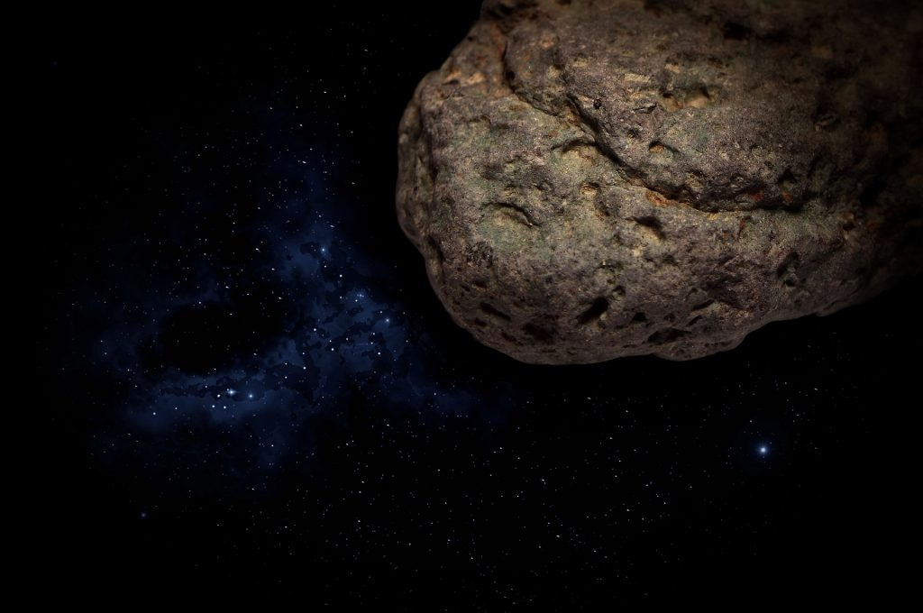 Diamonds found in a meteorite suggest it came from another planet