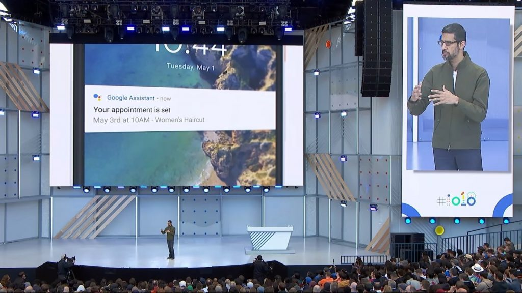 Google Duplex System – The AI That Books a Table for You and Sounds Human
