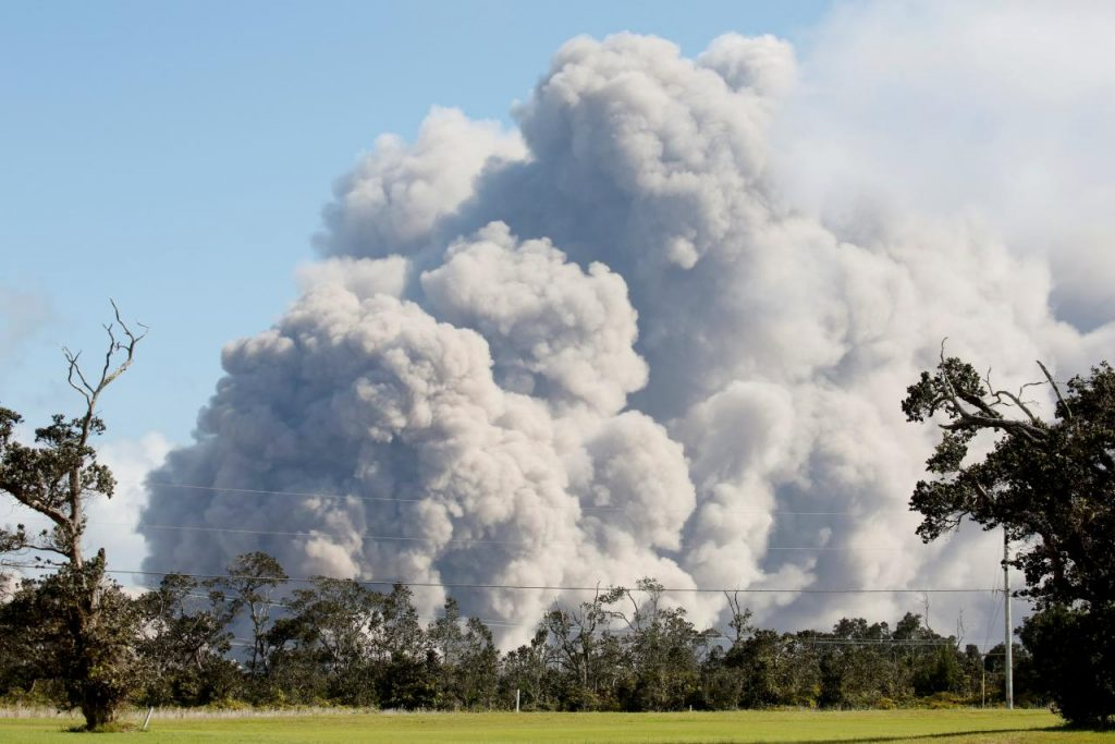 New threat for Hawaii residents after volcano eruption: laze