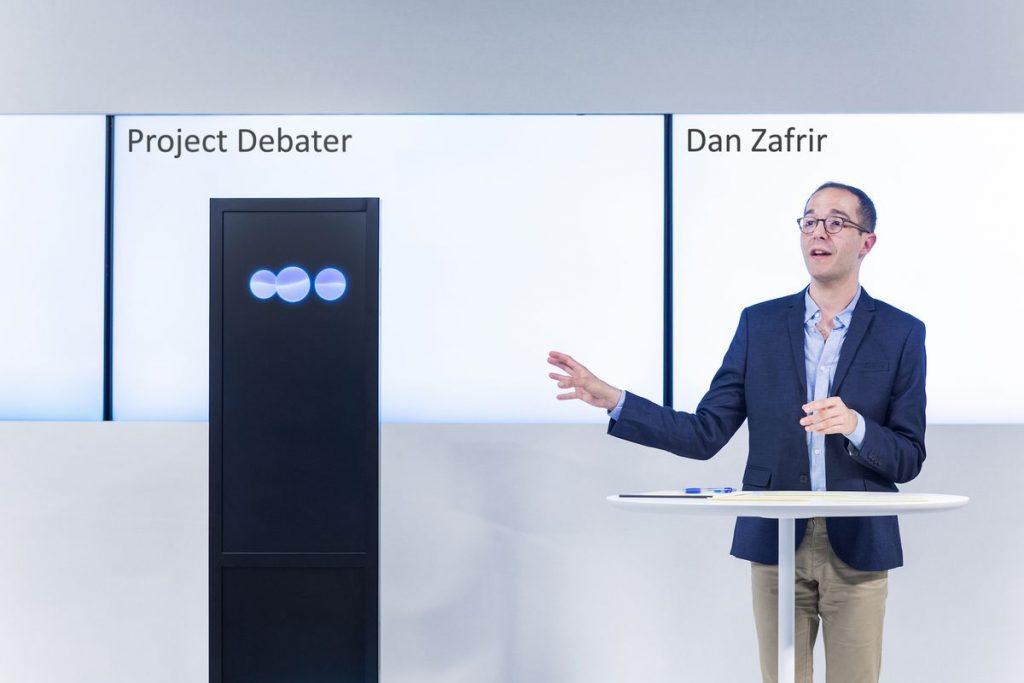 IBM AI Project Debater Successfully Debates Humans