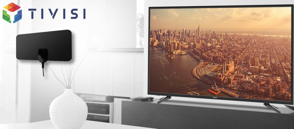 South Africa: Special discounts online for the TIVISI HD Antenna