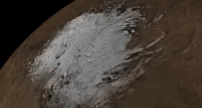 Food on Mars