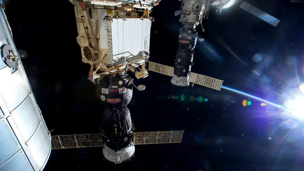 New Record Set by Russian Cargo Ship – Fastest Trip to the ISS