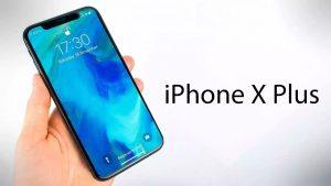 iPhone X Plus Apple