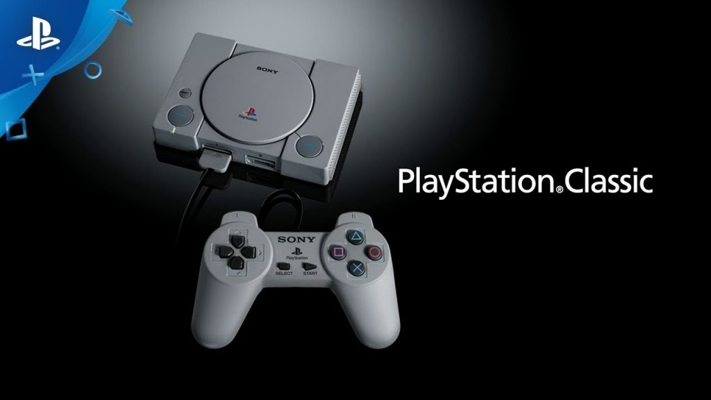 The $99 Sony PlayStation Classic Console Launches this December