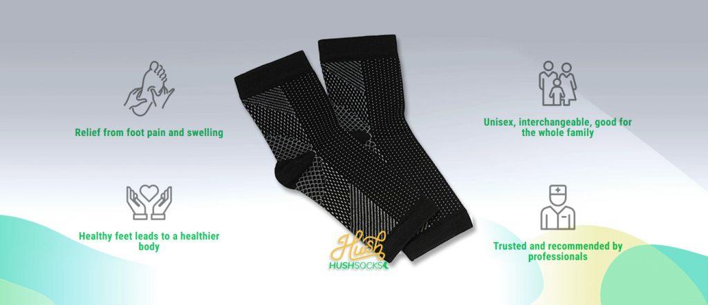Latest Hush Socks Australia Special Packs Available Online