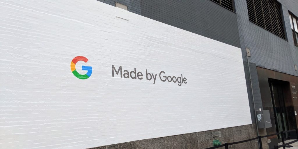 Watch Today's Made by Google Pixel 3 Event