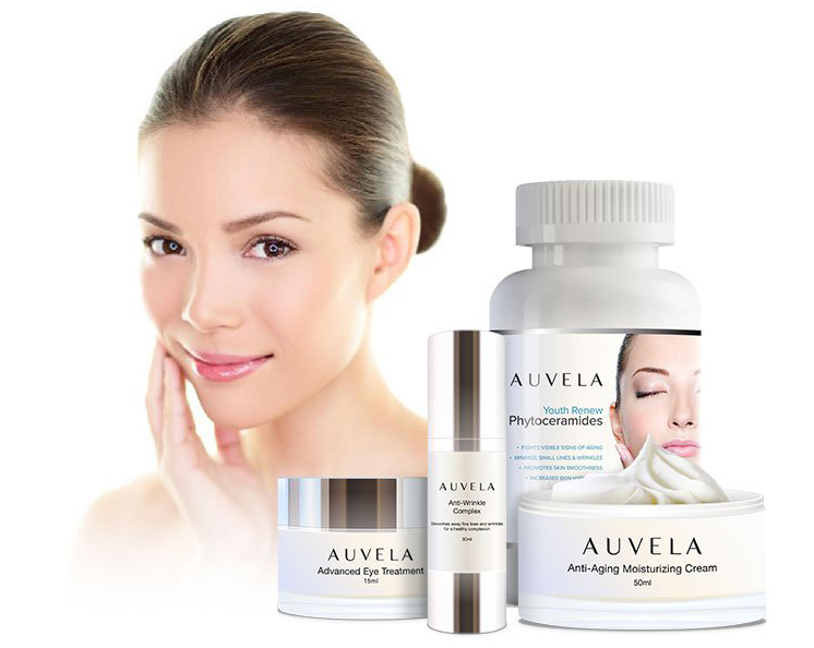 Top Deals Available on Auvela Skin Care in India and Philippines