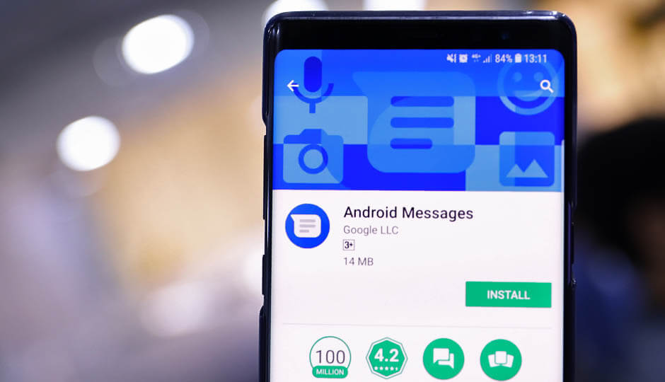 Google Releases Update that Fixes the Message App Bug
