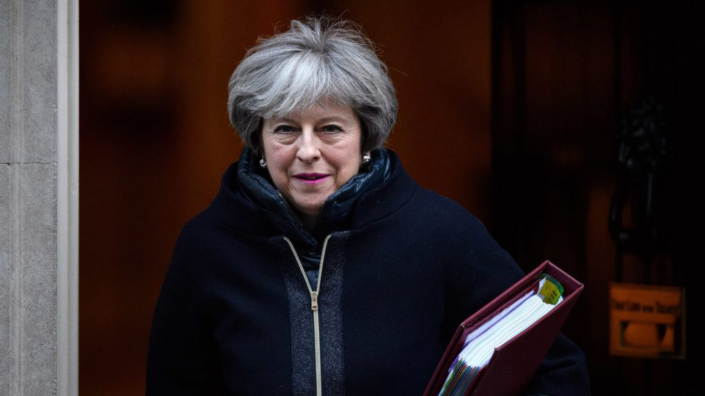 Theresa May Warns Brexit Might Not Happen
