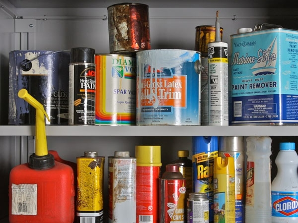 Household products cause as much air pollution as cars