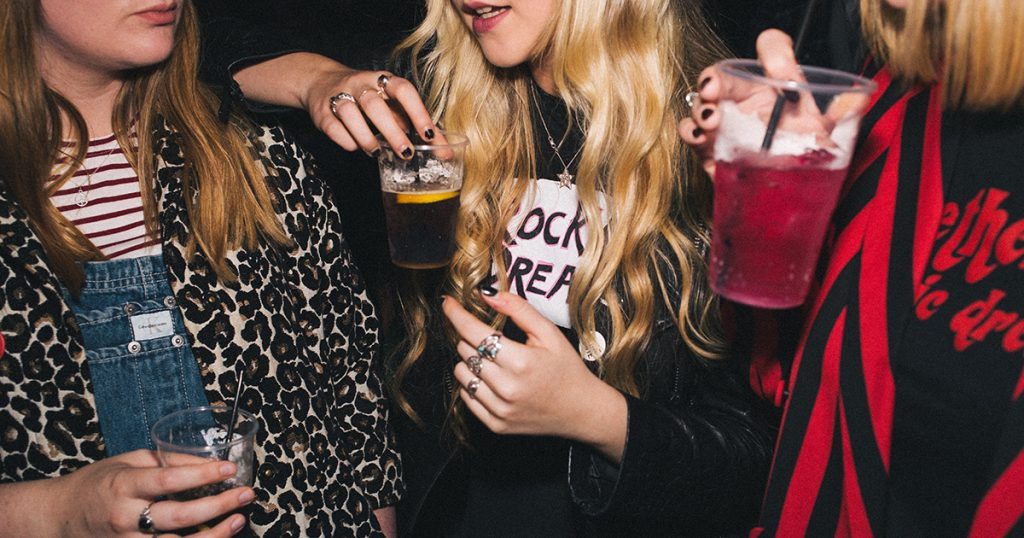 Heavy drinking in teens might cause irreparable damage