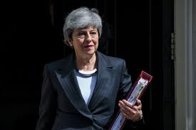 Theresa May announced she will resign as UK Prime Minister on the 7th of June
